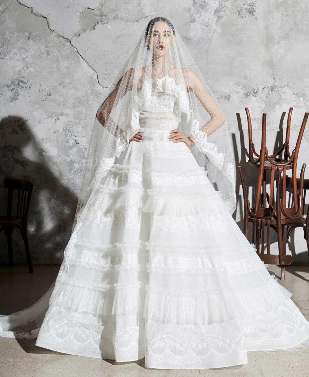 Abiti da sposa Zuhair Murad 2020