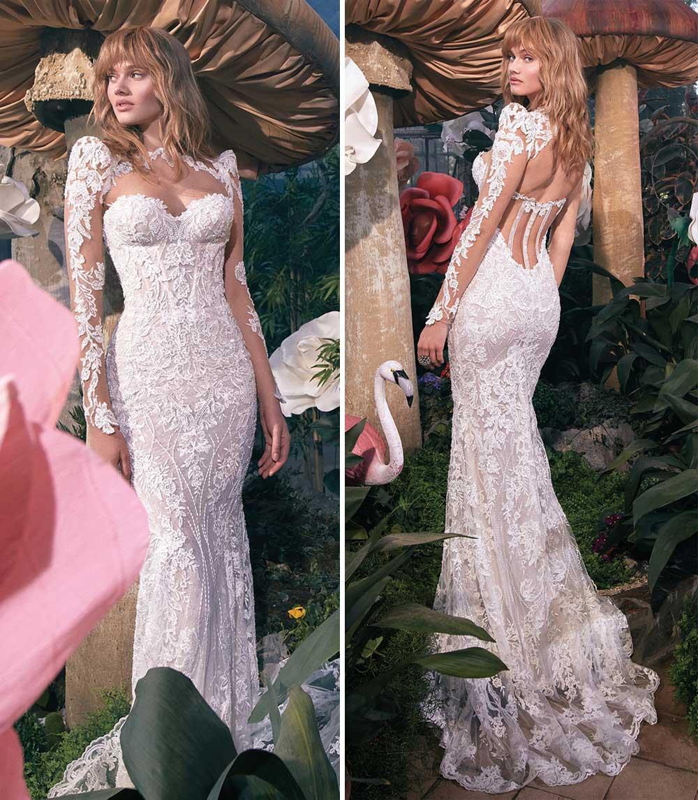 abiti sposa Galia Lahav 2020