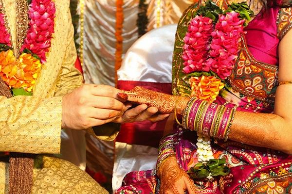Risultati immagini per indian ceremony wedding