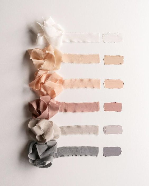 Tono + co Classic Silk Ribbon inspired by color and paint. Lovingly hand-dyed in Santa Ana, California and available in 24 signature colors.