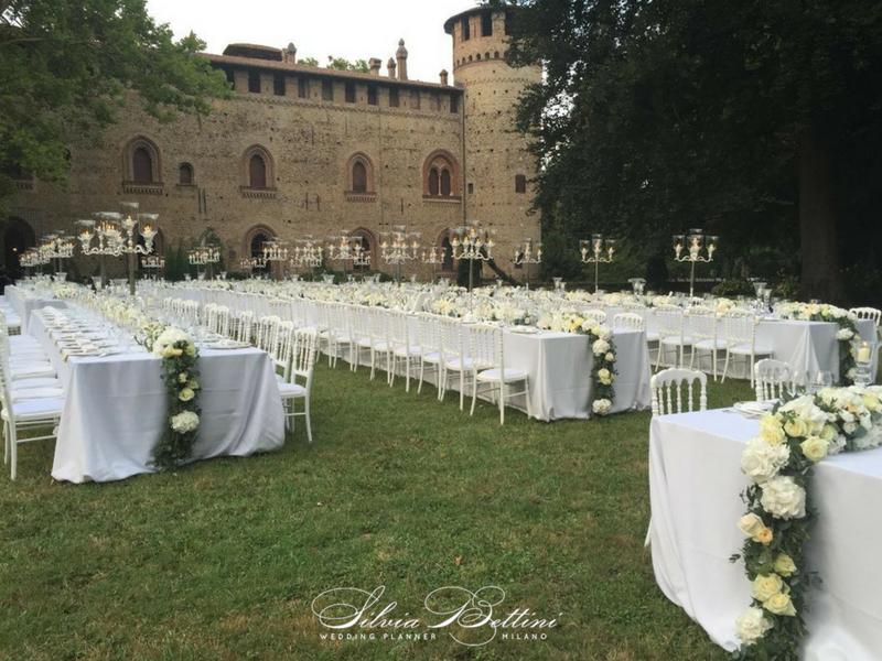 Matrimonio al Castello di Grazzano Visconti