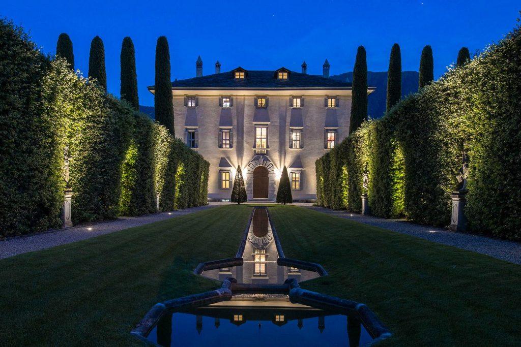 location matrimonio sul lago di Como
