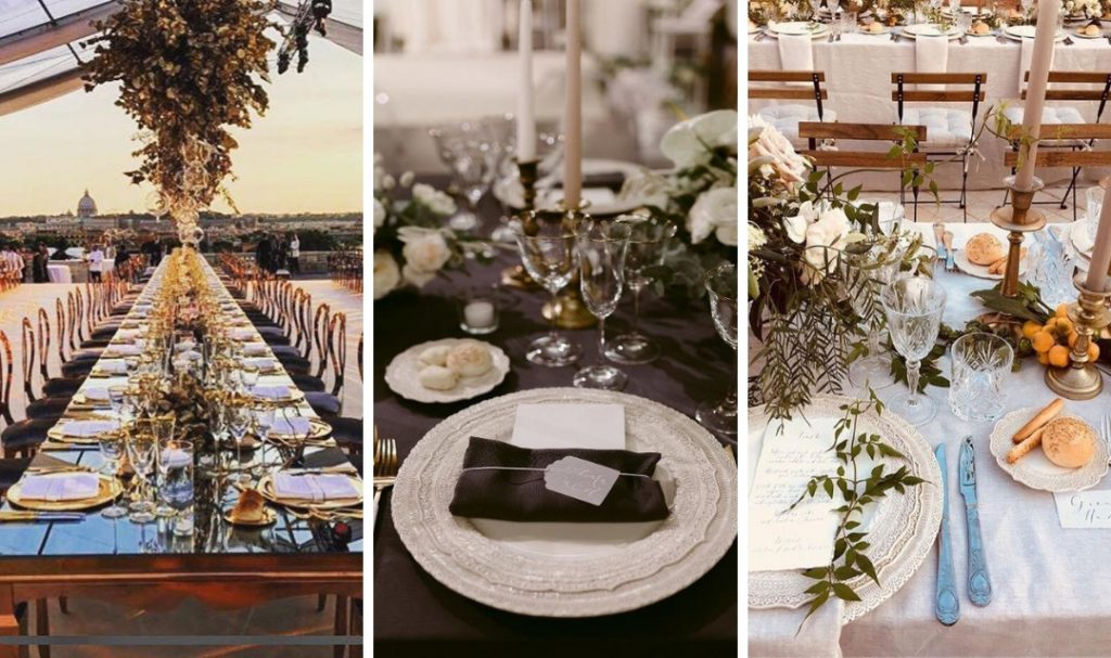Scenic mise en place: it is all in the details!
