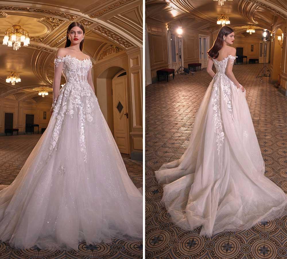 abiti da sposa Galia Lahav 2020
