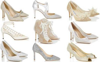 Bridal shoes… for you, bride-to-be!