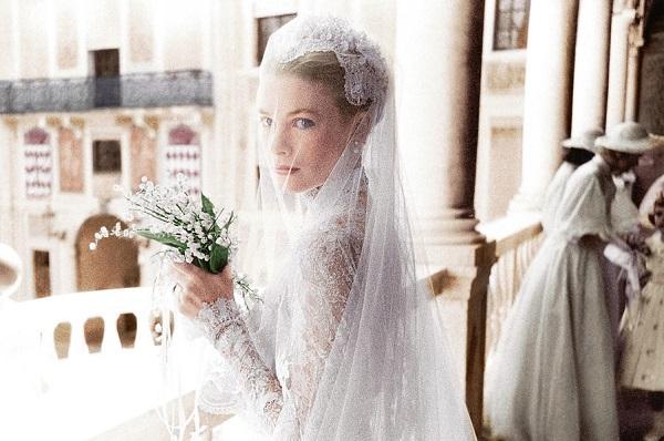 Risultati immagini per matrimonio grace kelly