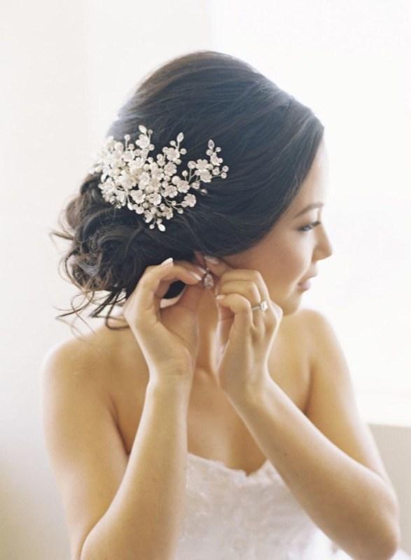 Risultati immagini per cerchietti sposa diamanti
