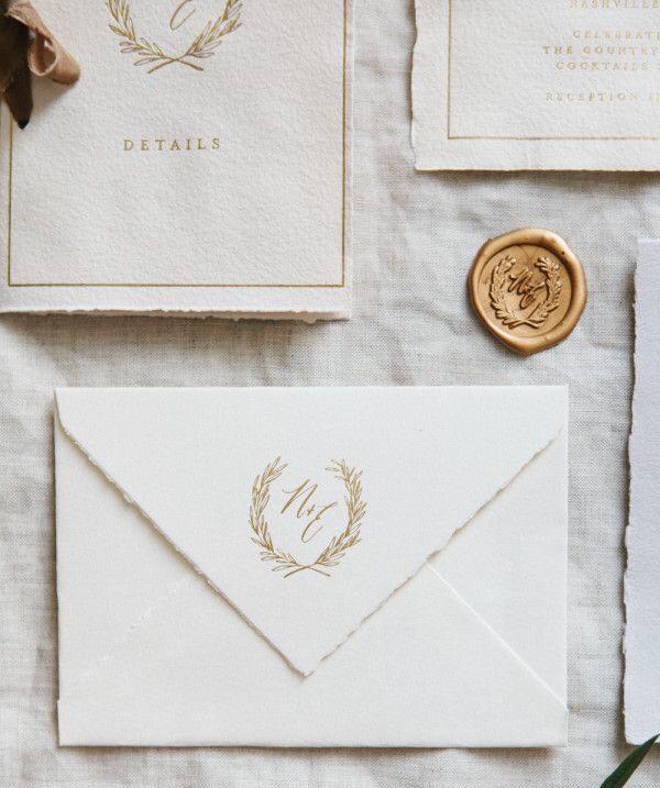 Partecipazioni di matrimonio: eleganza e stile verso il vostro Luxury Wedding