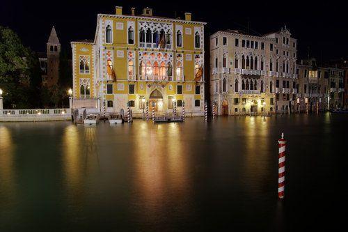 Venice - Palazzo Cavalli-Franchetti