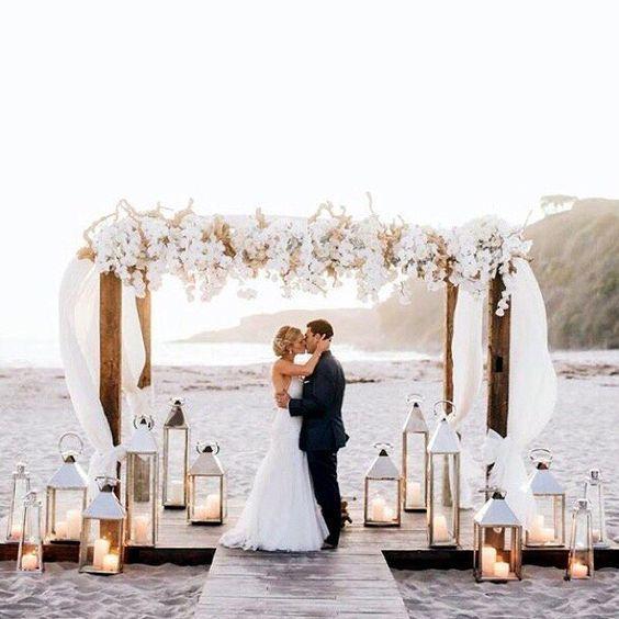 Dove celebrare il vostro matrimonio di lusso in Italia.