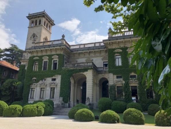 Miracolo a Cernobbio, Villa Erba chiude in attivo. Netflix ...