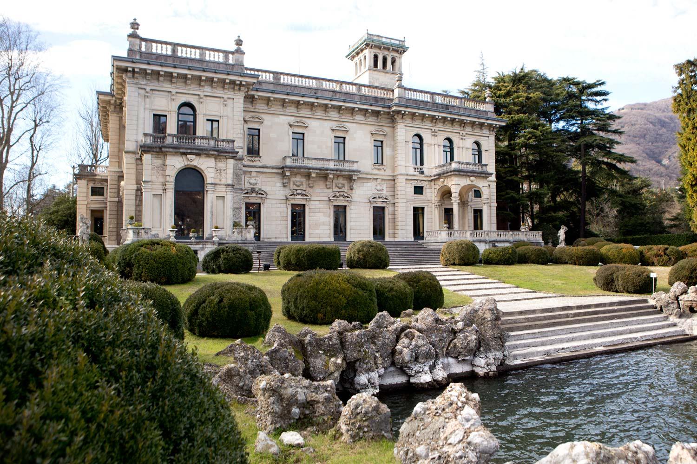 Villa Erba prestigio e mondanità a Cernobbio - La nostra Italia