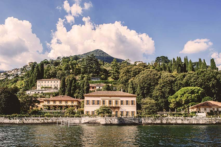 Villa Pizzo a Cernobbio sul Lago di Como - Residence Domaso