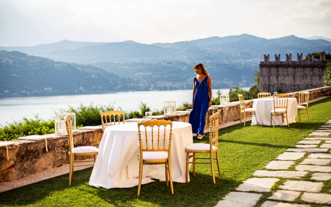 """""""BRIDES TALKING TO BRIDES"""": THE STORY OF A LUXURY WEDDING ON LAKE MAGGIORE"""