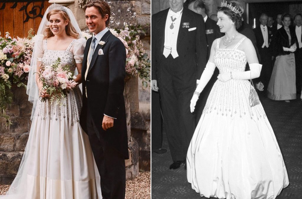 ROYAL WEDDING: LUXURY, SIMPLICITY AND TRADITION.