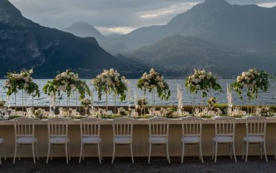 SCENOGRAPHY OF A WEDDING: FROM THE SKETCH TO REALITY!