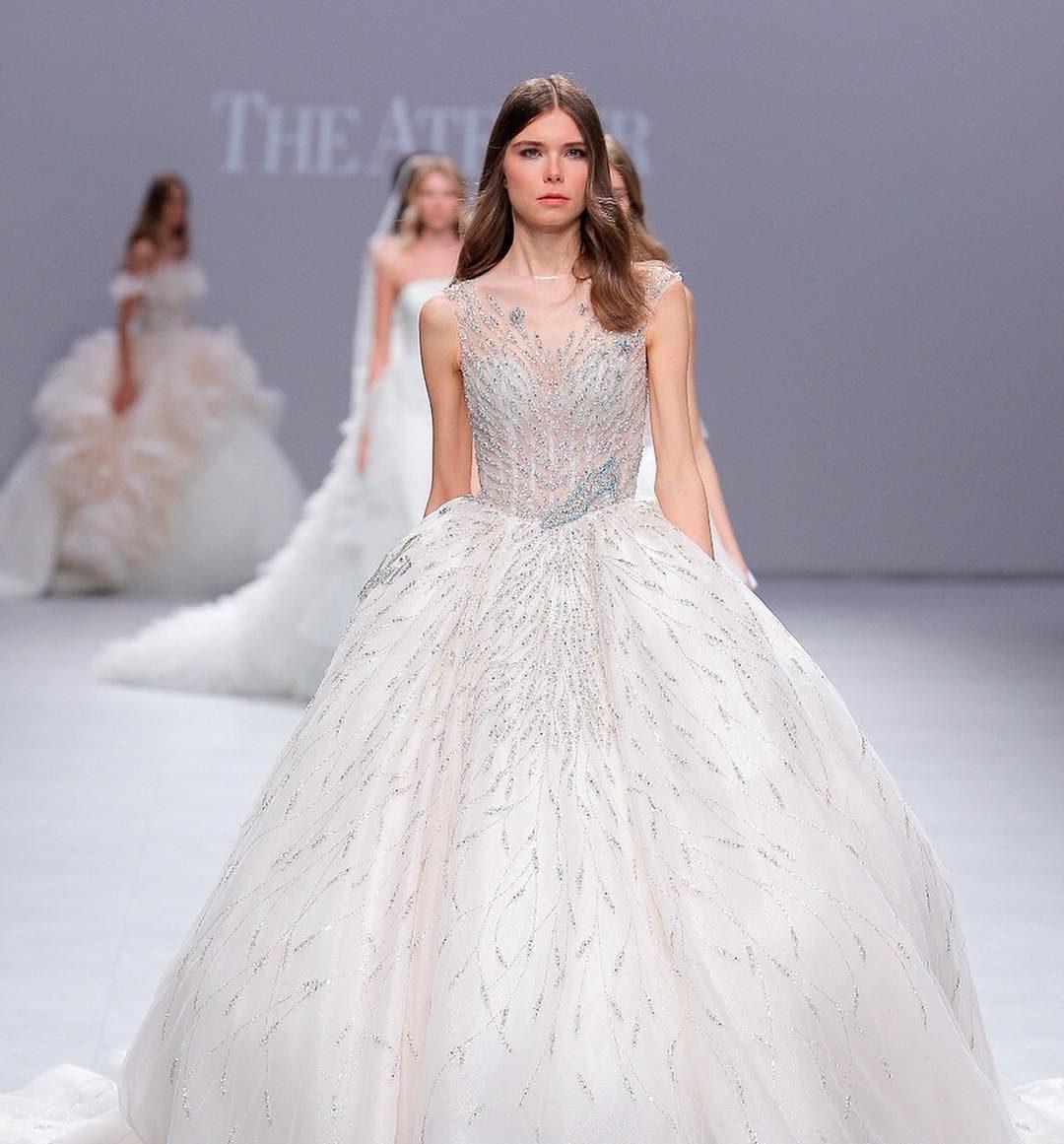 La Valmont Barcelona Bridal Fashion Week è iniziata e noi siamo connesse!