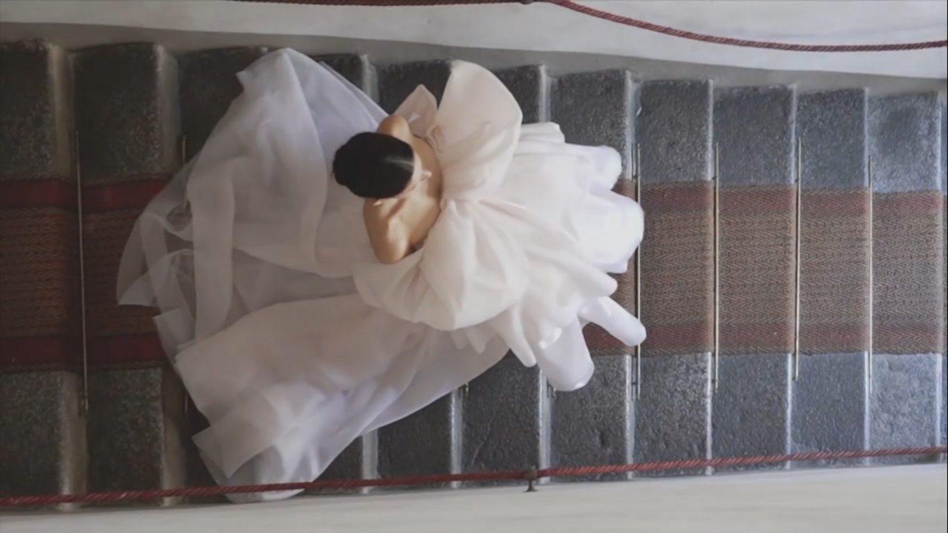 Étoile 2021: la leggerezza del ballo. Antonio Riva presenta la sua nuova collezione.