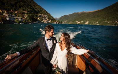 LUXURY AND INTIMATE WEDDING ON LAKE COMO.