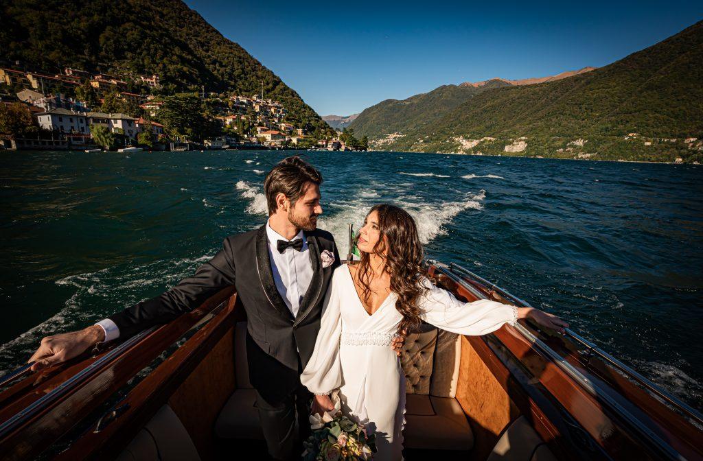LUXURY AND INTIMATE WEDDING ON LAKE COMO.