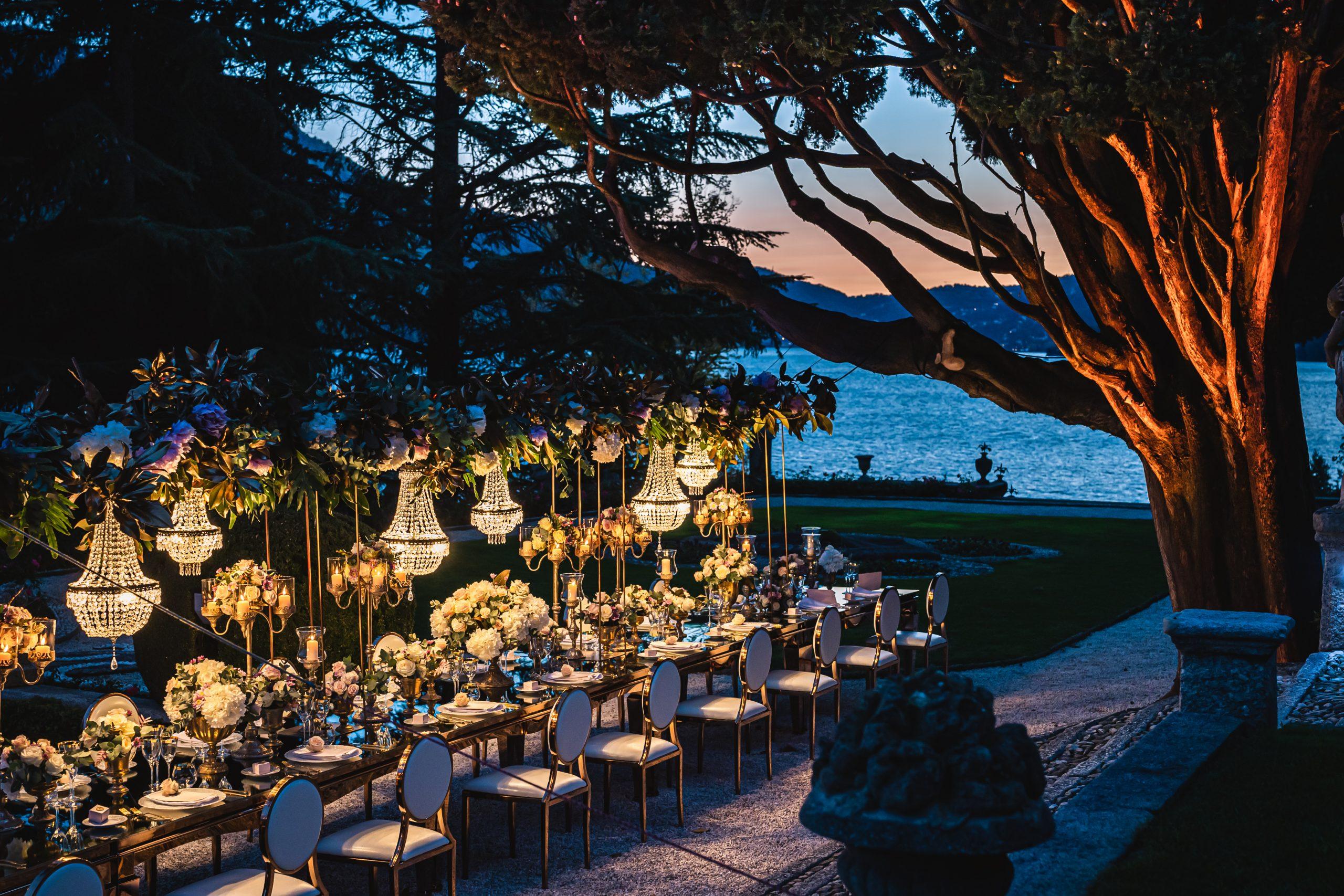 Luxury Wedding intimo e raccolto sul Lago di Como.