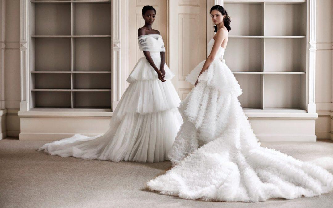 New York Bridal Fashion Week 2021: What's new?