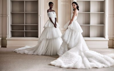 New York Bridal Fashion Week 2021: What's new?